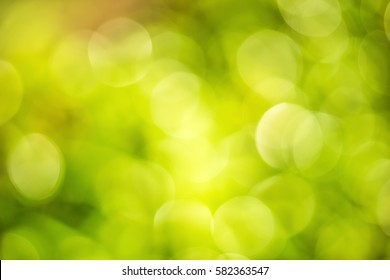 glitter nature blur bokeh defocused filter abstract background