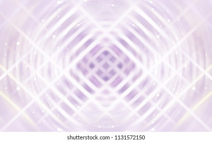 Glitter Pink Abstract Background Illustration.