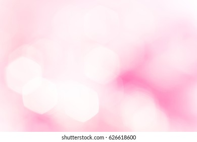 glitter pink sweet color, focus soft blur bokeh, color filter abstract background