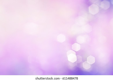 glitter sweet color, soft blur bokeh, color filter for abstract background