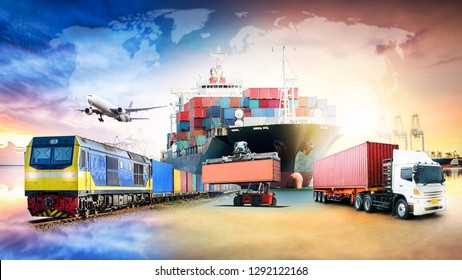Freight Images, Stock Photos & Vectors | Shutterstock