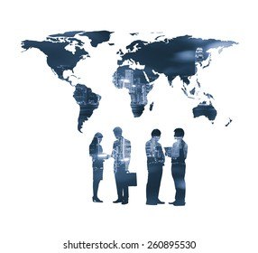 Global business network