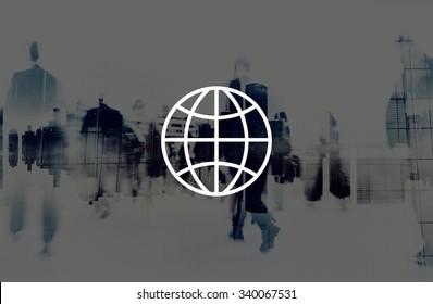 Global Community International Worldwide World Connected