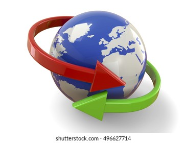 Global Comunication - 3D