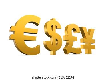 Global Economy Currencies