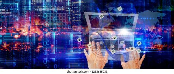 global internet wiraless networking