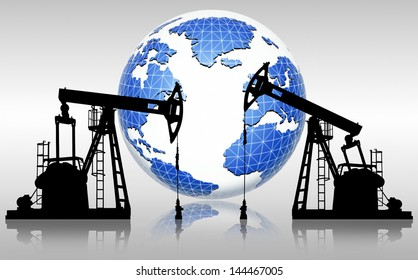 global oil resources