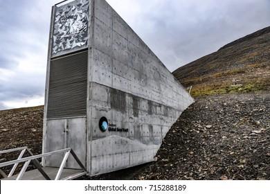 Global Seed Vault Svalbard