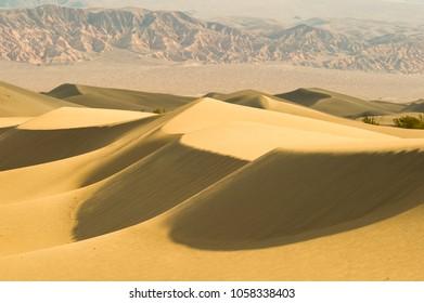 global warming desert dunes dry hot summer