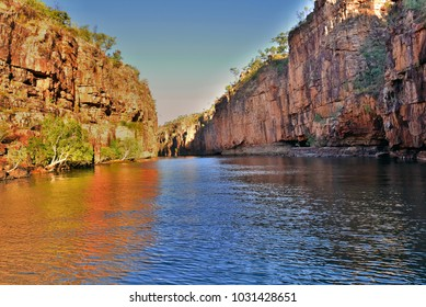 The Globally Well Known, Spectacular and Ancient Katherine Gorge,Sacred Country, Katherine, Northern Territory,Australia