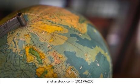Globe Orb Model