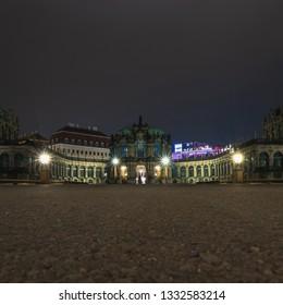Glockenspielpavillion Zwinger Dresden