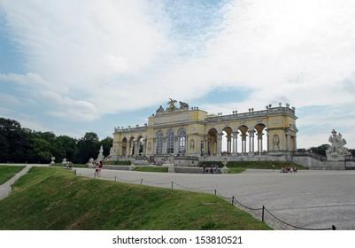The Gloriette, Schloss Schoenbrunn, Vienna
