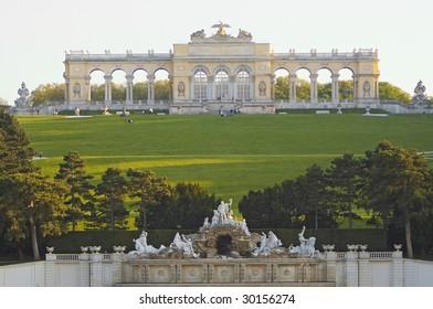 Gloriette, Schonbrunn complex, Vienna