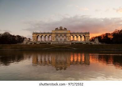 The Gloriette, Vienna