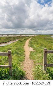 A glorious English summers day at Aldeburgh, Suffolk, England.