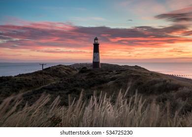 Glorious Sunrise, Spurn Lighthouse