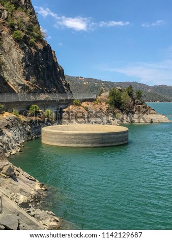 Excited berryessa glory hole