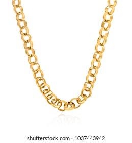 Glory jewelry golden chain