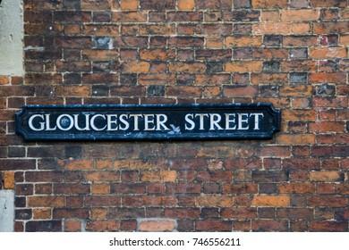 Gloucester Street, Oxford