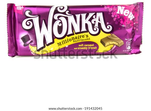 Gloucester Uk May 4 2014 Wonka Stock Photo Edit Now 191432045