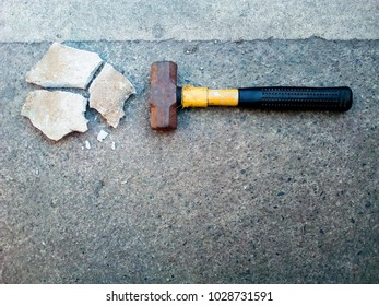 Gloves and hammers