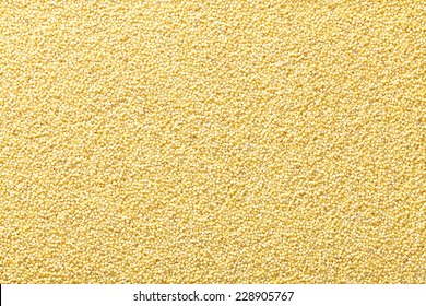 glutinous yellow foxtail millet