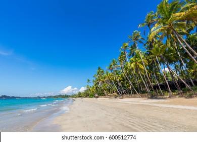 Gnapali beach, Myanmar