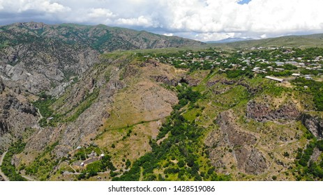 Gndevanq monastery & Gndevaz village