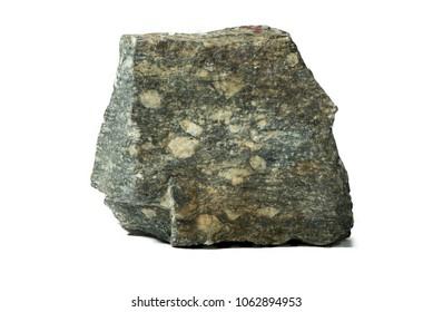 Gneiss, metamorphic rock