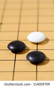 GO, the chinese boardgame