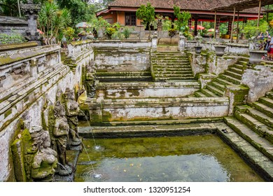 The Goa Gajah dates back to the 11th century, built as a spiritual place for meditation.