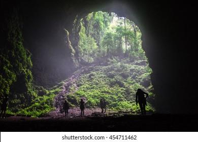 Goa Jomblang Caves