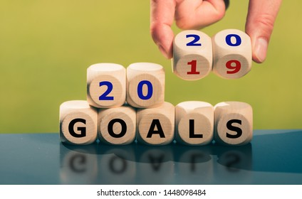 Goals for the year 2020.
