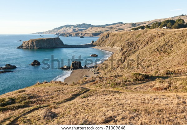 Goat Rock Beach is a sand beach in northwestern Sonoma County, California, United States. This landform is a sub-unit of Sonoma Coast State Beach, owned and managed by the State of California.