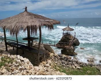 goawatulawang jogjakarta beach