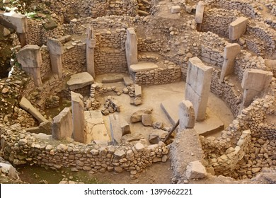 Gobeklitepe The Oldest Temple of the World. Gobekli Tepe is a UNESCO World Heritage site.
