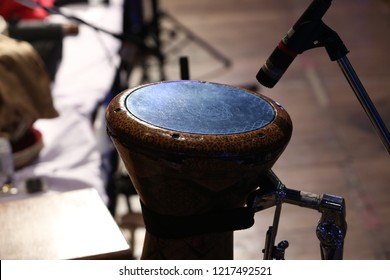 Goblet Drum with Mic attach