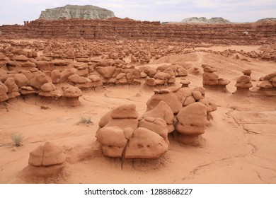 Goblin Valley State Park in Utah, USA