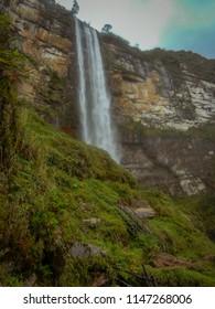 Gocta - world's third largest waterfall