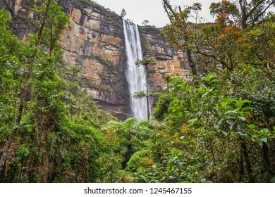 Gocta waterfalls, chachapoyas- Peru
