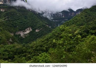 Gocta watterfall, Peru