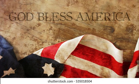 photo regarding Free Printable God Bless America Sheet Music referred to as God Bless The us Photographs, Inventory Pictures Vectors Shutterstock