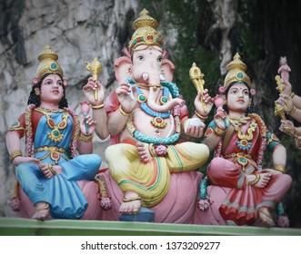 God ganesha elephant