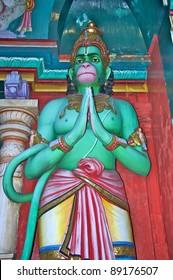 God In Sri Vadapathira Kaliamman Temple