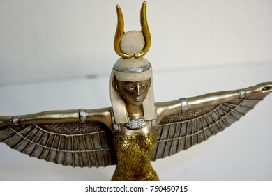 Goddess Isis Ancient Egypt New Age Magic Spiritual