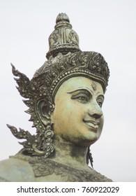 Goddess At temple