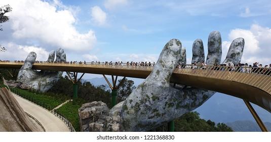 Godly bridge in Vietnam