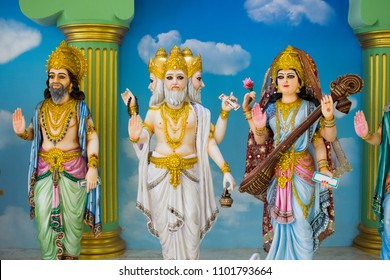 Gods of Hinduism Is worshiped by the Indians. And people around the world.