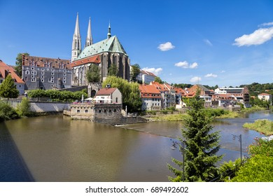Goerlitz, Germany, 31 July 2017: Old town Goerlitz, Germany